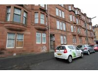 GOVANHILL - Chapman Street - One Bed. Unfurnished