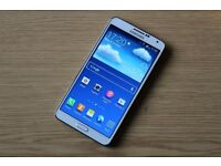 Samsung galaxy note 3 like new swap