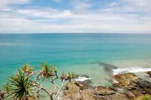 Listen to the SEA from our Lovely Beach House 400m from the Beach Coolum Beach Noosa Area Preview