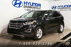 Ford Edge 2015 + SEL + AWD + CAMERA + ECOBOOST + 18'' + SIEGES C