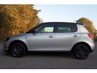 Skoda Fabia Monte Carlo - An Amazing Little car with loads of features !!
