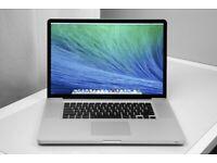 Apple MacBook Pro 17 inch 2.8Ghz 4gb Ram 500GB Hard Drive