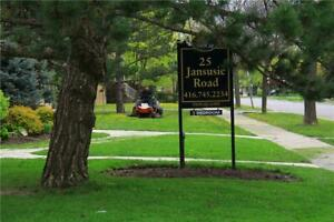 2 Bedrooms at 25, 35 Jansusie Road, Etobicoke, ON M9W 4V4