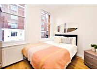A fantastic double ensuite room with FREE WIFI in West Kensington, no bills to pay