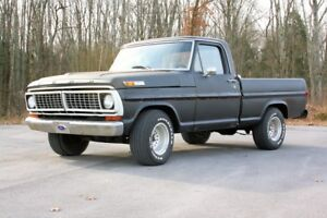 Looking for 67-72 f100 project truck