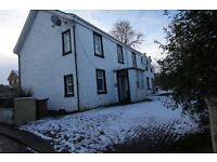 NEWTON MEARNS - Greenlaw Road - Four Bed. Unfurnished