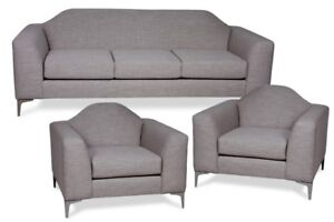 MODERN SOFA AND TWO CHAIRS FOR $1650