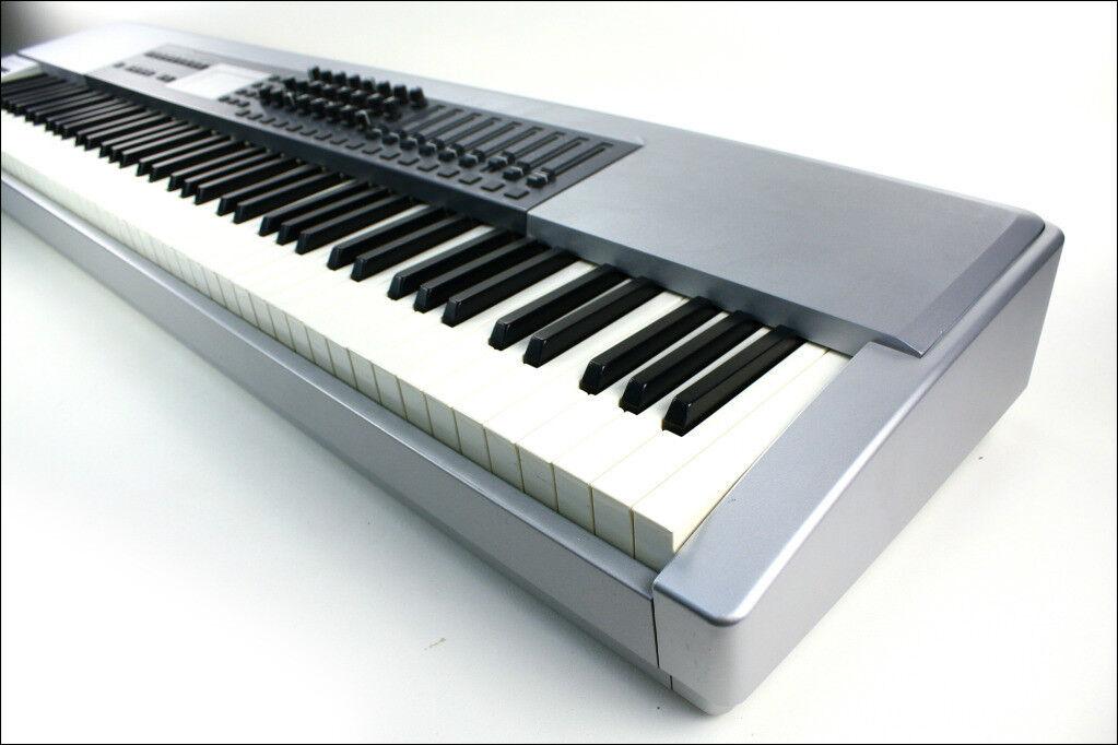 Yamaha keyboard weighted keys uk berry blog for Yamaha digital piano controller