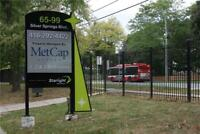 1 Bedroom at 65 Silver Springs Boulevard, Scarborough, ON M1V 1W