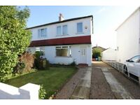 GIFFNOCK - Braefield Drive - Two Bed. Unfurnished