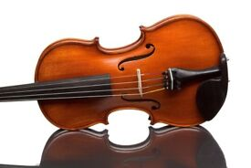 Violin lessons - £15/hour