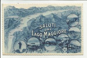 SPLENDIDA-CARTOLINA-SALUTI-DAL-LAGO-MAGGIORE-CON-VARIE-VEDUTINE-LUINO-LAVENO-ECC