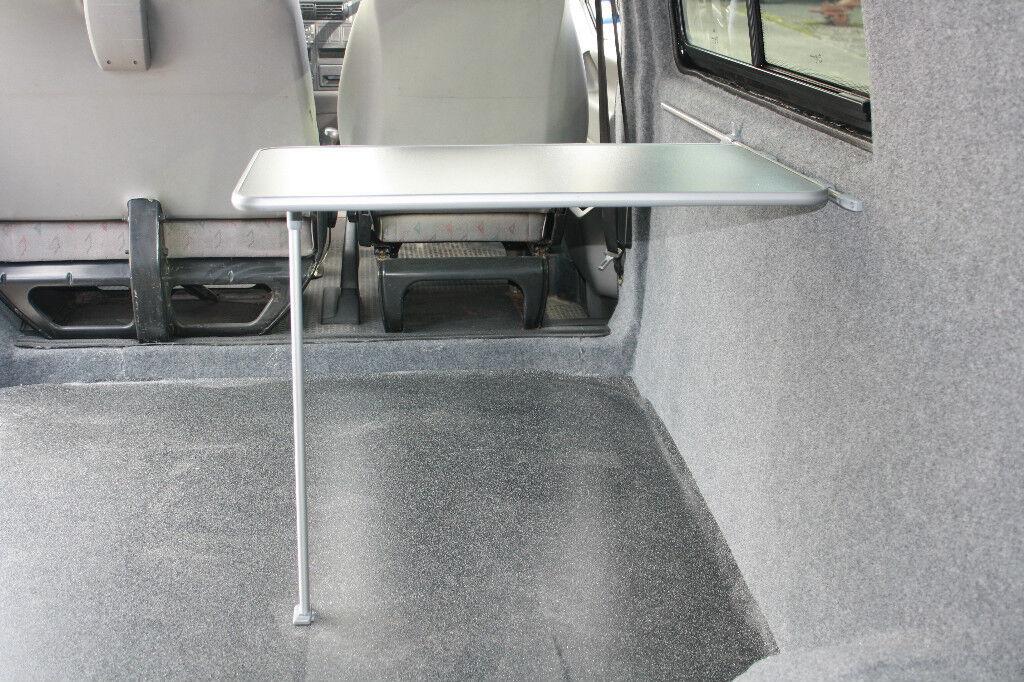 Campervan Table Rail Kit Vw T5 T4 Renault Trafic
