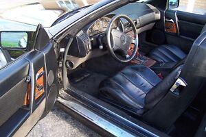 1992 Mercedes-Benz SL-Class cuir Cabriolet West Island Greater Montréal image 4