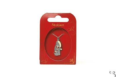 Me To You - Tatty Teddy Christmas Enamel Necklace Tatty Pendant Bear