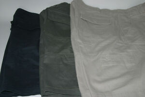 Kirkland-Signature-Cotton-Twill-Comfort-Waist-Shorts