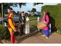 Dhol Players Available all over the country - Male & Female Drummers