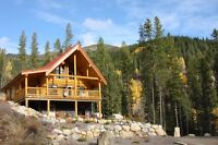 Rental Luxury Mountain Chalets At Panorama Mountain Village BC