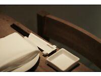 Full time waiter/waitress for fusion Japanese restaurant (up to £10p/h)
