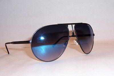 Carrera Sunglasses Carrera/1/b/s Aviator Pde/km Black Gray Authentic