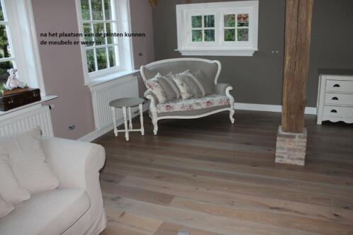 ≥ leggen van laminaat incl. ondervloer tegen de laagste prijs