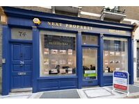 Property consultant required in Oxford Circus, W1 for immediate start