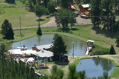 Trout Haven Resort For Sale-Black Hills South Dakota-Deadwood-Sturgis-Rapid city