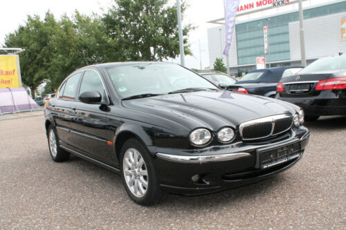 jaguar x type d 39 occasion de 2003 133 000 km 4 950. Black Bedroom Furniture Sets. Home Design Ideas
