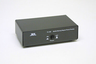 Tcc Tc 450 Mobile Riaa Phono Preamp  With Ac Adaptor