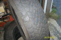 pneus d'hiver / winter tires P205 / 75 R14