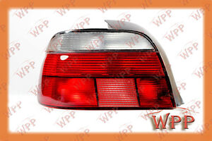 BMW E39 TAIL LIGHT SEDAN 2001 TO 2003 M5 STYLE CLEAR TOP LH OR RH