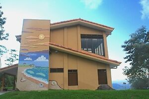 A new one of a kind rental home near Puriscal, Costa Rica