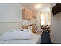Double Studio in Swiss Cottage/Hampstead for short and long lets (up to 3 ppl - all bills included)