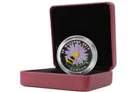 Royal Canadian Mint 2012 $20 Fine Silver Coin, ASTER MURANO BEE