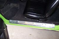 DODGE CHALLENGER SWINGER  PLYMOUTH ROADRUNNER  DOOR SILLS