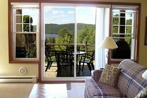 Mont Tremblant, High End 2 bdrm Mtn Side Condo,  Up Scale Resort