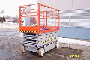 SKYJACK 3219 RENTAL /LEASE WORK PLATFORM  MAN LIFT  SCISSOR LIFT Oakville / Halton Region Toronto (GTA) image 2