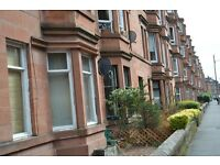Spacious 1 bed flat in Langside -£485 per month