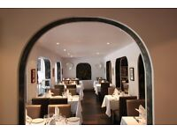 Sous and Commis Chef for Italian restaurant - Newlands Corner
