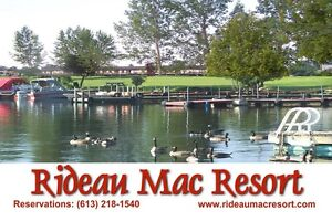 Discover Rideau Lakes - Early Bird Special $499/wk