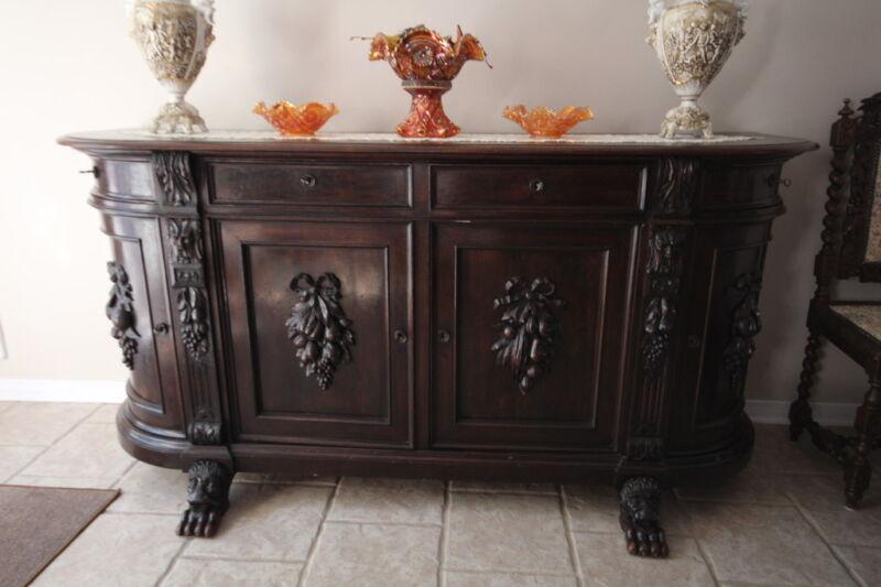 mobilier de salle a manger henri ii style chasse mobilier de salle manger et cuisine. Black Bedroom Furniture Sets. Home Design Ideas