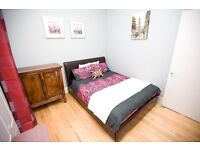 SHORT LET - 2 Bed Flat + FREE WiFi (near Kings Cross Station) Bills Included - Available NOW