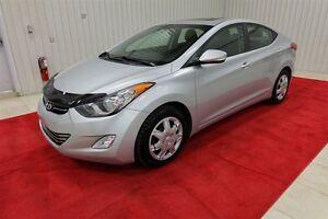 2012 Hyundai Elantra Limited CUIR+TOIT+BLUETOOTH