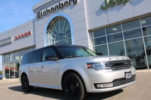 2016 Ford Flex Limited *AWD/NAV/LEATHER*