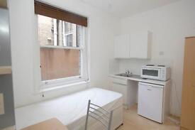 Studio flat in Lyncroft Gardens, West Hampstead