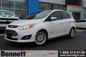 2016 Ford C-Max SEL - Nav + Leather seats