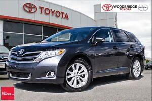 2014 Toyota Venza XLE, LEATHER, PANORAMIC MOONROOF