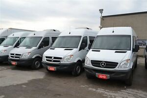 2008 Dodge Sprinter Wagon 2500 12 passengers Sprinter 3 units in