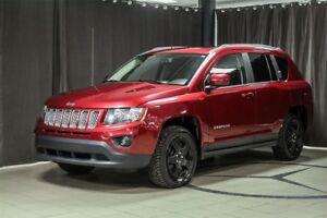 2014 Jeep Compass Sport/North + ÉTÉ/HIVERS + Boston sound system