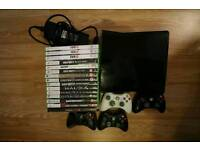 Xbox 360 BUNDLE (great condition)